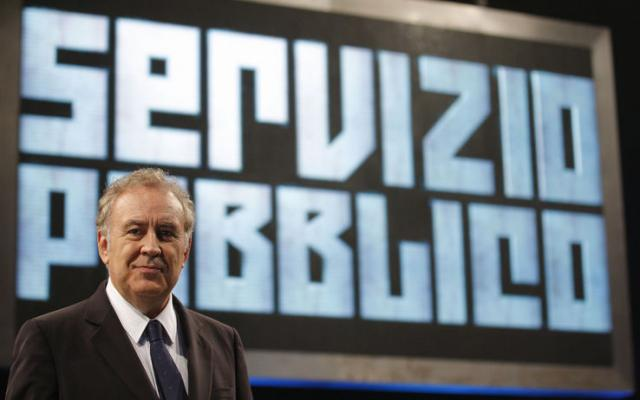 Michele Santoro fonda il Partito Liquido
