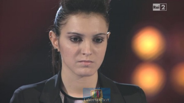 Foto di Stefania The Voice of italy