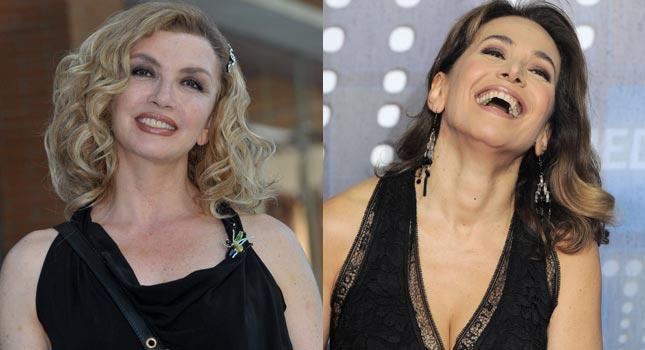 Milly Carlucci e Barbara D'Urso