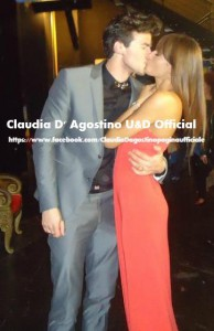 weekend romantico per Andrea Offredi e Claudia
