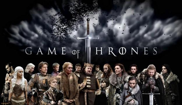foto serie tv il trono di spade