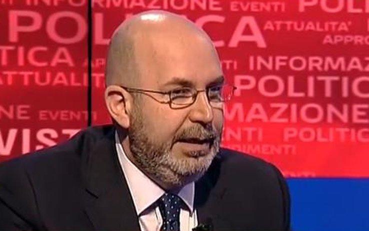 Intervista Vito Crimi a SkyTg24