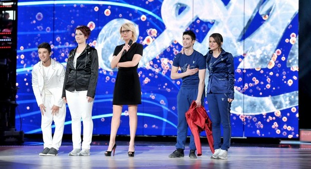 I finalisti di Amici 12
