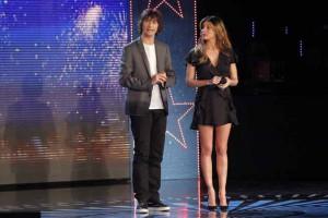 Belen Rodriguez e Simone Annicchiarico