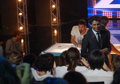 X-Factor 7- audizioni Milano