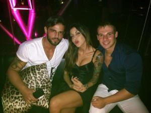 Alessio Lo Passo e Veronica Ciardi, solo amicizia