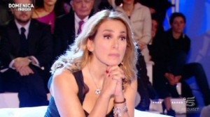 Barbara D'Urso A Sanremo