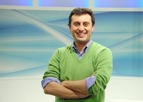 """David Parenzo conduce """"La guerra dei mondi"""" su rai3"""