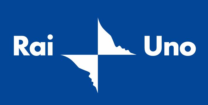 foto del logo di rai1