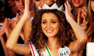 Vincitrice Miss Italia 2012 Finale