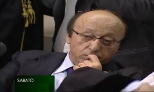 Calciopoli, puntata speciale di Un Giorno In Pretura