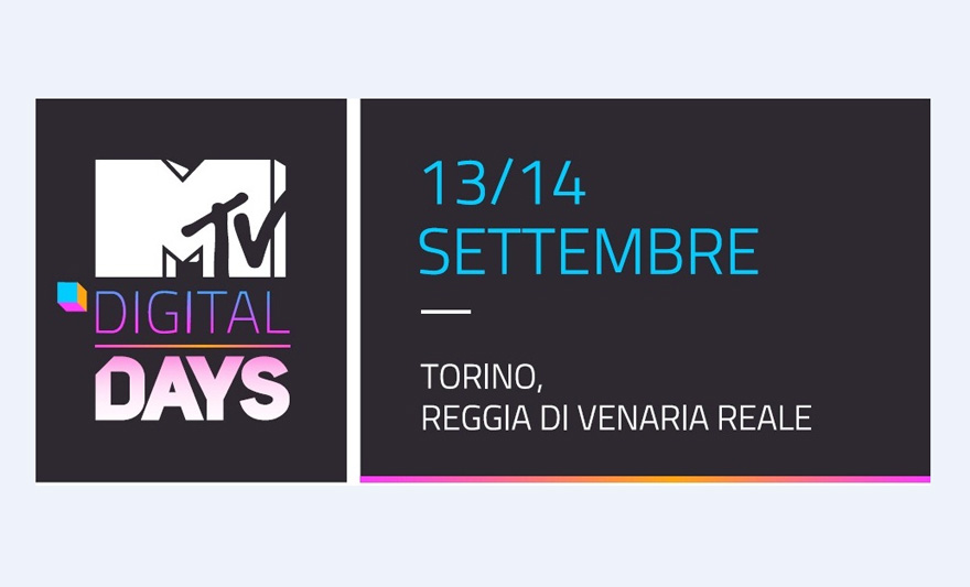 foto locandina mtv digital days