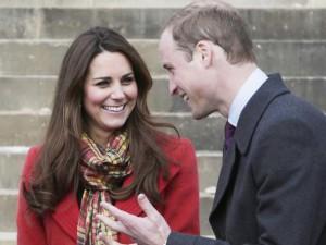 il principe william e la consorte kate middleton