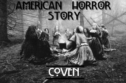 foto serie tv american horror story coven
