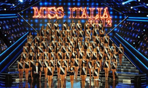 La Rai abbandona Miss Italia