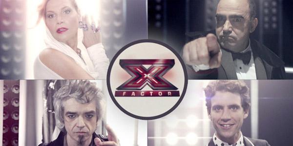 x factor 7 promo giudici mika morgan elio ventura