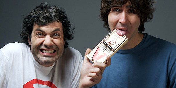 Kenny vs Spenny italia2 mediaset
