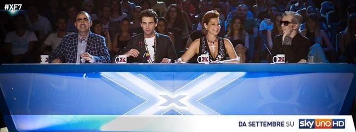 X Factor 2013 i giudici