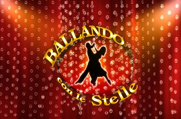 foto del logo di ballando con le stelle