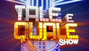 foto del logo di tale e quale show 3