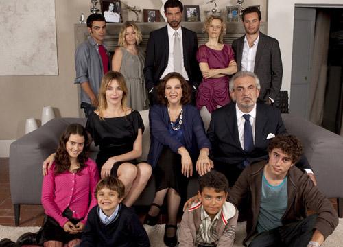 foto serie tv una grande famiglia 2