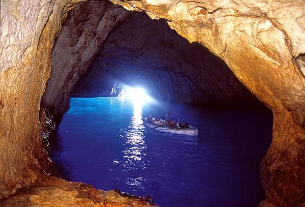 Capri grotta azzurra