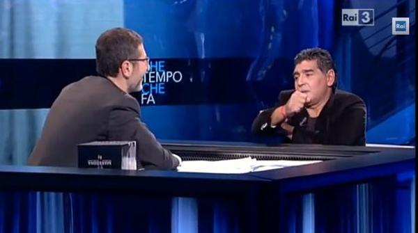 Equitalia chiama, Maradona risponde