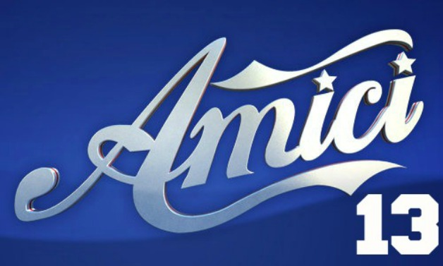 foto del logo di amici di maria de filippi