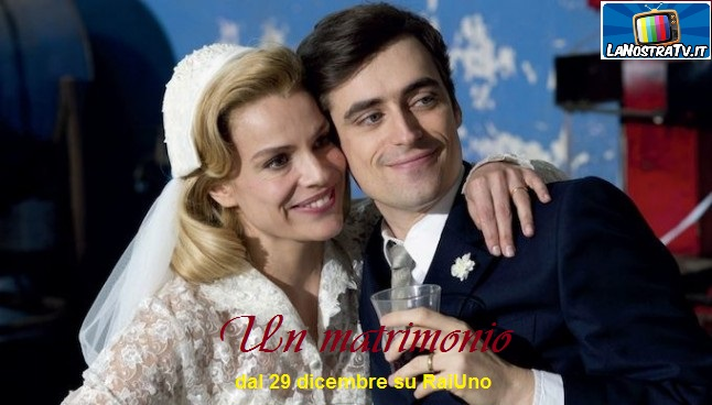 foto fiction Un matrimonio