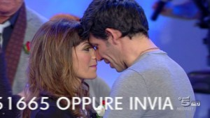 prosegue a gonfie vele la love story tra Barbara e Franco