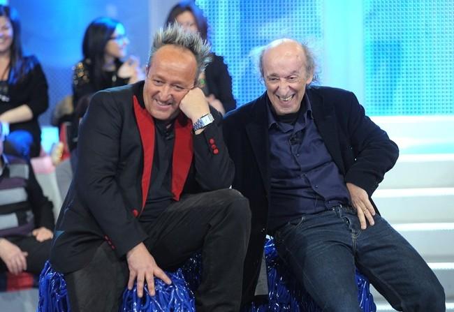 Max Cavallari e Bruno Arena