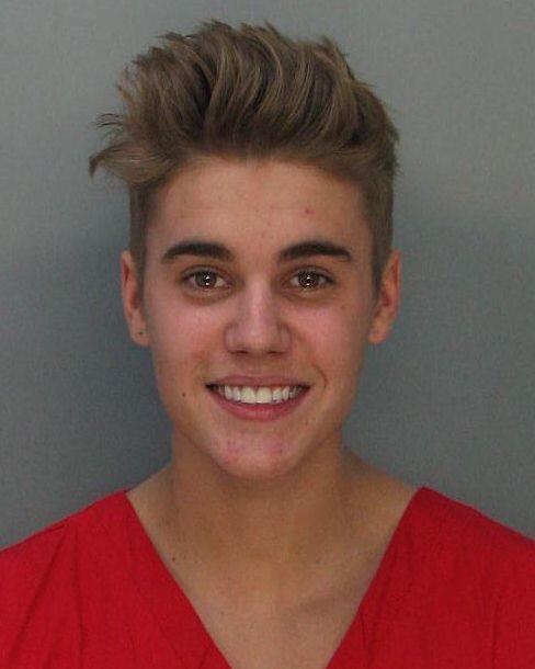 Justin Bieber arrestato