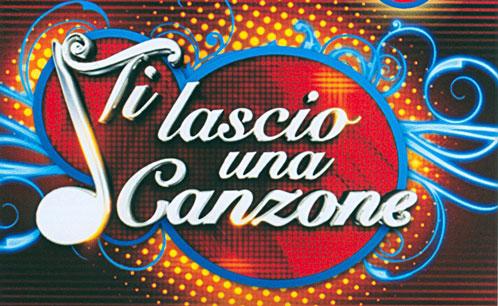 foto del logo di ti lascio una canzone