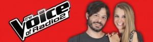 The Voice of Radio2 | Carolina Di Domenico, Pier Ferrantini