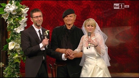 Sanremo Terence Hill ospite