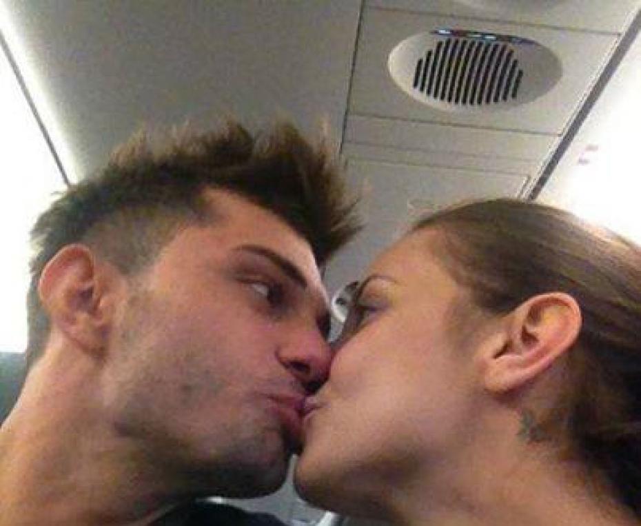 oggi 24 febbraio 2014 il viaggio di Anna Munafò ed Emanuele