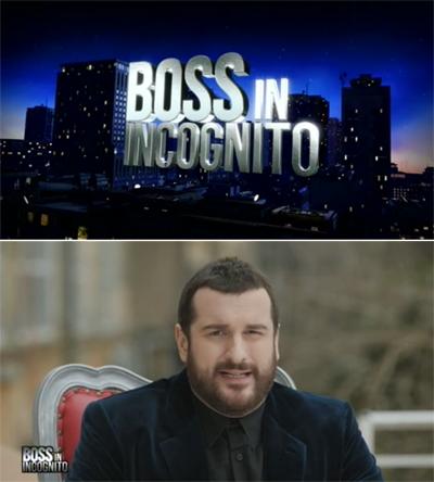 Un boss in incognito