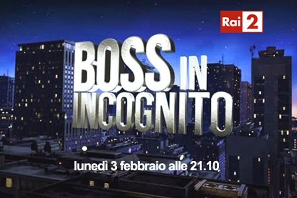 Boss in incognito, nella seconda puntata Giovanni Battista Pizzimbone
