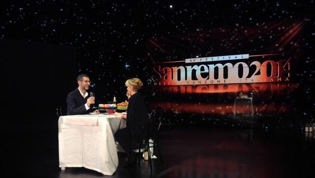Luciana Littizzetto intervistata da Alfonso Signorini