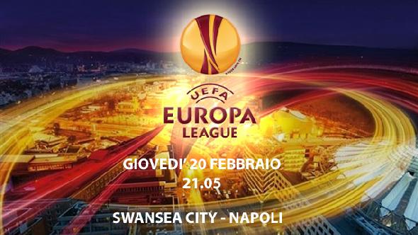 swansea city-napoli europa league
