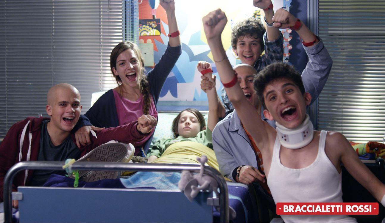 Сериал о детской больнице КРАСНЫЕ БРАСЛЕТЫ, 2010, Каталония