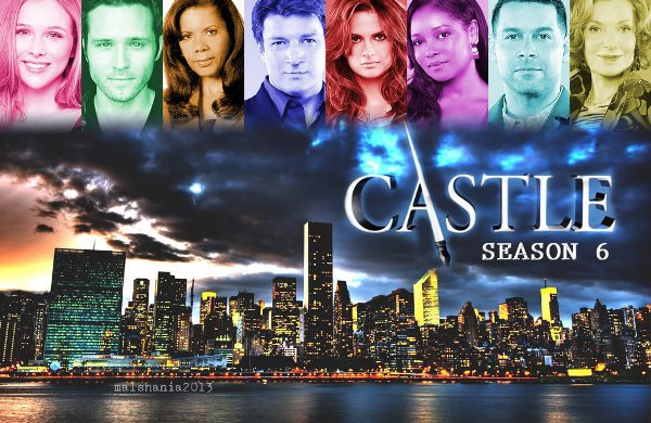 foto serie tv castle 6
