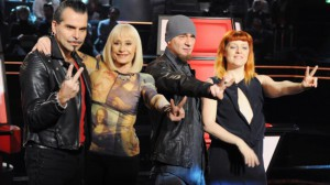 foto dei coach di the voice of italy 2