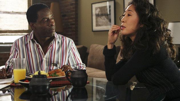 Cristina e Preston
