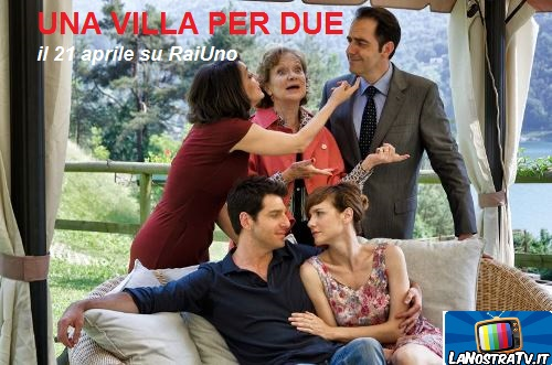 foto film tv una villa per due