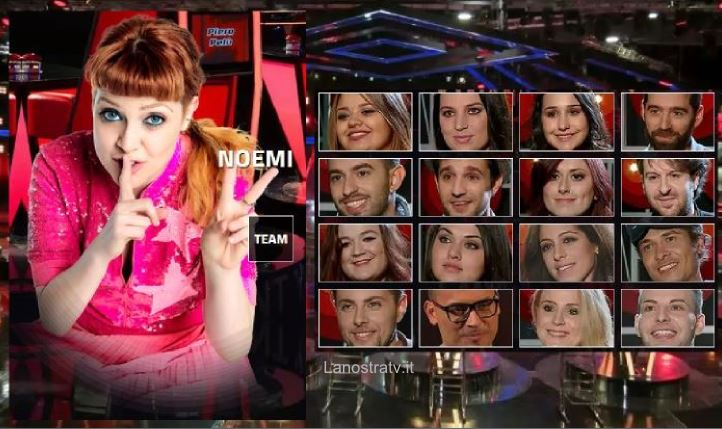 the voice of italy rai 2