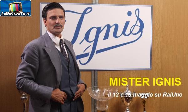 foto miniserie mister ignis