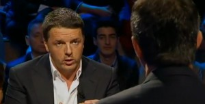 Rai, Matteo Renzi all'attacco dei sindacati