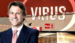 Raidue, Porro presenta Virus il contagio delle idee