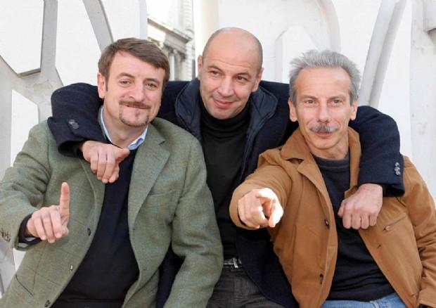 foto Aldo Giovanni e Giacomo